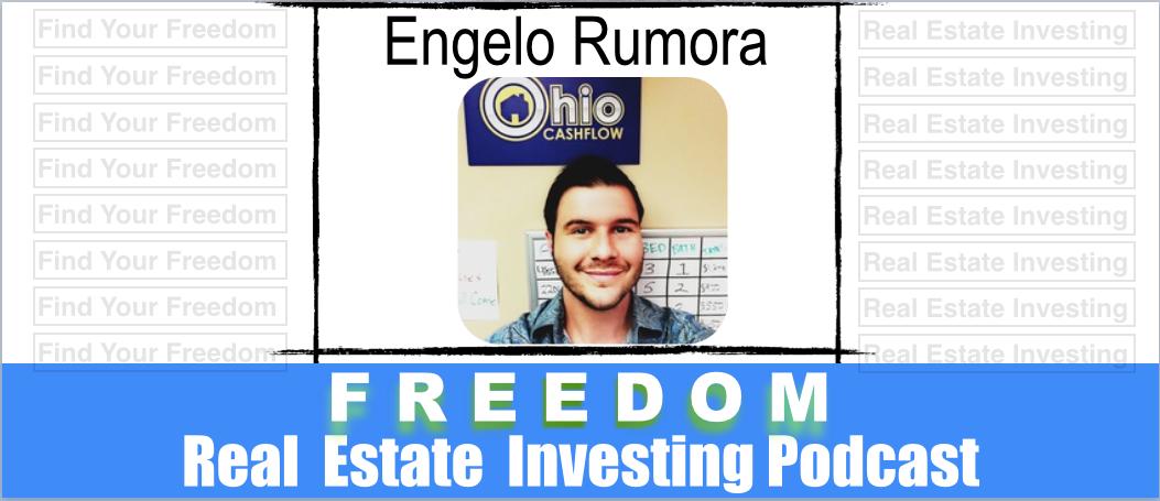 Engelo Rumora Ohio CashFlow – Turnkey Real Estate   REI 012