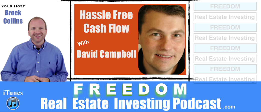 Hassle Free Cash Flow Investing with David Campbell | Podcast 085