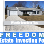 4 Steps To Real Estate Investing   Podcast 116