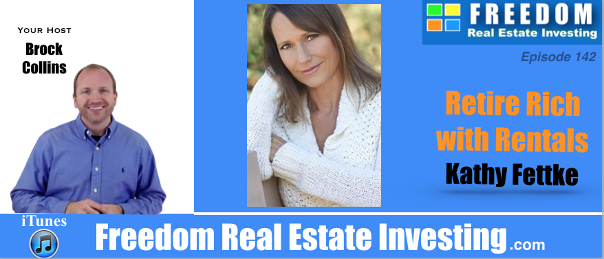 Retire Rich with Rental Real Estate   Podcast 142