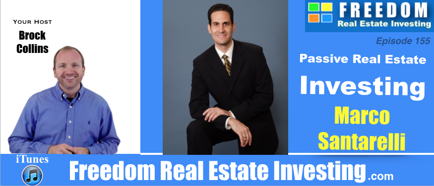 Passive Real Estate Investing for Busy People | Episode 155