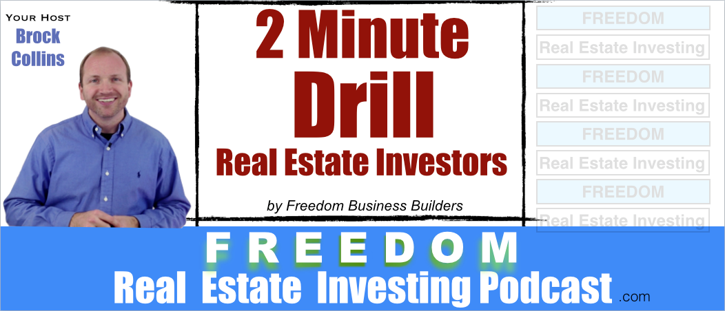 Real Estate Investing Business Plan For Beginners | Freedom